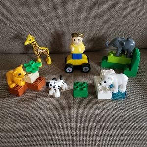 Lego Duplo Baby Animals Blocks